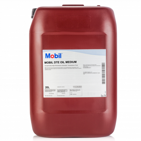Mobil DTE Oil Medium (20 л.)